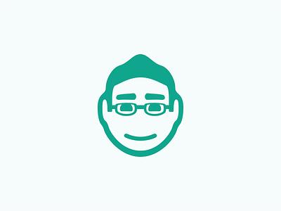 2015 Personal Logo icon face personal identity logo