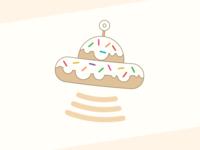 Doughnut UFO