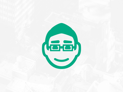 2017 Personal Logo sketch illustrator mark branding logo face