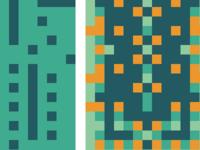 pixel drawings
