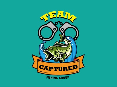Team Captured illustration icon design vector typography logo graphic design branding