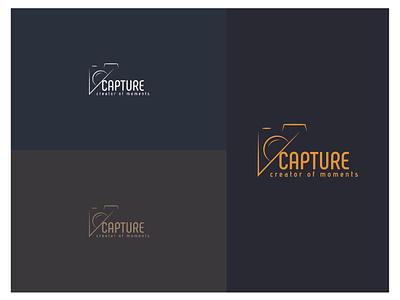 Photography logo graphic design logo