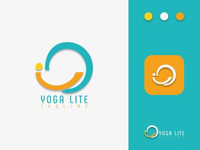 YOGA LOGO. graphic design