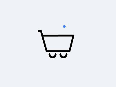 Carts Guru | Icons set cart outline automation communication channels product startup marketing emails blog shipping order ecommerce iconography icons set