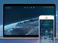 Alien Covenant | Website