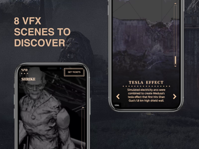 Mortal Engines   VFX Breakdown cities movie vfx