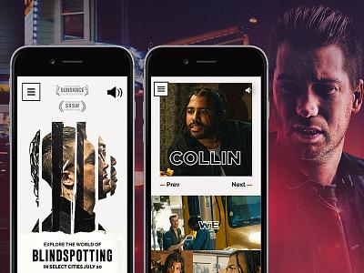 Blindspotting   Official Website mobile oakland movie
