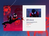 Into the Spider-Verse | Quiz