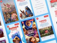 WonderPark | Mobile Overview
