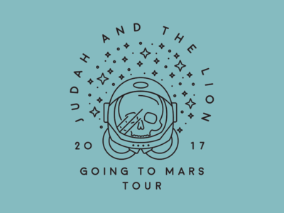Judah and the Lion: Going to Mars Tour