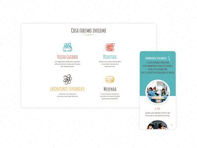 A Scuola di Cotto - PARMACOTTO vector visual design logo illustration graphic design design