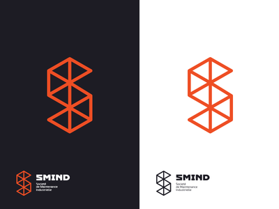 SMIND   Logo logo structure nut charpont metal assembly industry