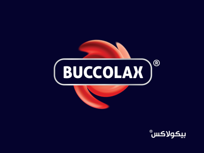 Buccolax | logo concept therapy cleaner mouthwash branding brand logo