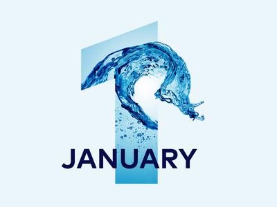 January | 2017 calendar project  glycerin months month january 2017 calendar