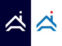 Ai House | Real estate logo