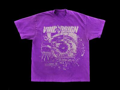 Dead Behind the Eyes grunge grave skull eye glass metalcore void of vision band merch band tee band merch design merchandise merch