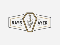 Naysayer Skull Badge