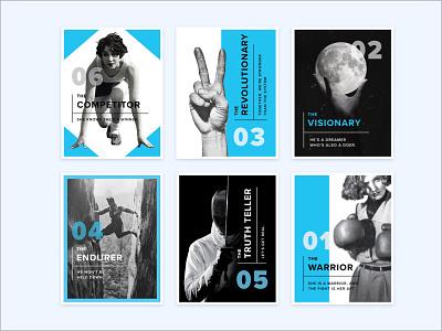 Lendio Target Audience Cards baseball cards cards vintage blue messaging framework target audience small business owners small business lendio