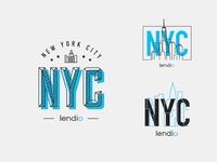 Lendio NYC Swag