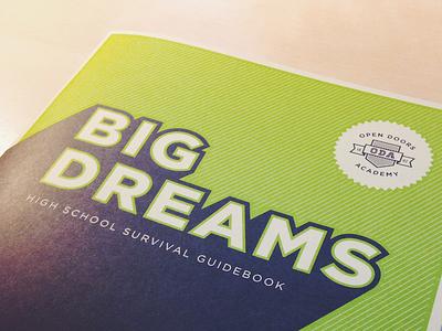 high school survival open doors academy high school little jacket guidebook non-profit