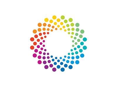 G20 Summit clean brandbook graphic design design logotype logo event rainbow color circle dots white brand branding