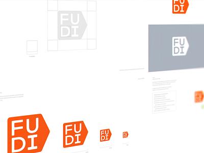 Food App Branding Guidelines guidelines san francisco palo alto delivery food startup app vector ui illustration logo graphic design design clean branding brandbook brand