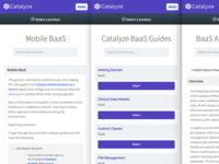 Catalyze Resources Update