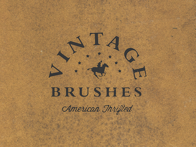 Vintage Book Brush Set vintage book texture brush brushes photoshop american thrift store textured free download