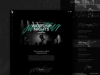Bethel Music June Tour 2017 Landing Page