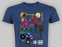 T-shirt Festivals