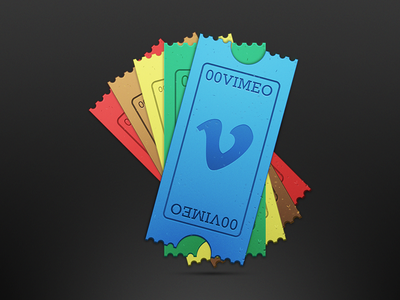 Video Embed icon video tickets rapidweaver stack vimeo youtube dailymotion instagram vine