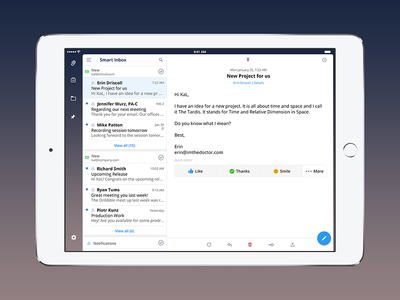 Spark for iPad by Readdle