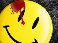 The Comedian (The Watchmen) iPhone wallpaper set