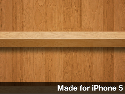 Wooden Shelves Wallpaper For IPhone 5 Iphone5 Wood