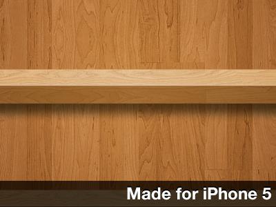 Wooden Shelves Wallpaper For iPhone 5 wallpaper iphone5 shelves wood