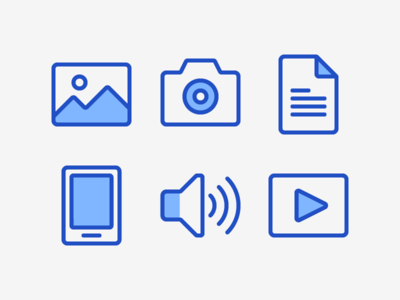 Student Project Icons 2