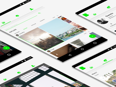Beme App Re-Design