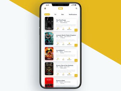IMDB Home Page