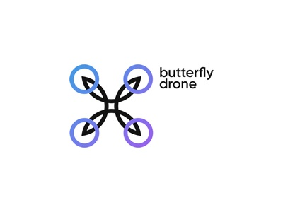 Butterfly Drone