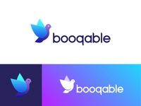 Booqable logo proces V2