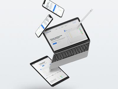 Branding | Booqable rental saas software rental app rentals typography branding design logo interface branding web ux ui