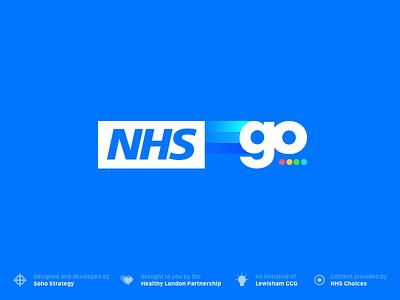 NHS Go logo brand nhs go national health service nhs