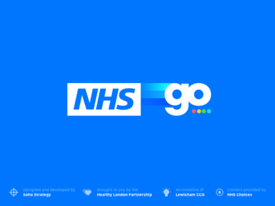 NHS Go logo brand nhs go national health service nhs