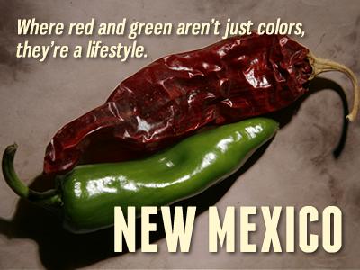 New Mexico chile new mexico