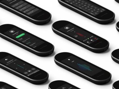 Smart Remote Hero UIs