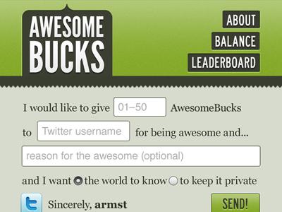 Awesomebucks