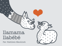 Llamama Llabébé | Picture Book Cover
