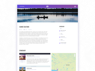 Trip Planner - Itinerary itinerary map travel trip planner