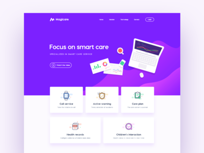 Web Design(Concept version)