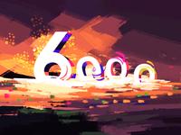 6k Followers